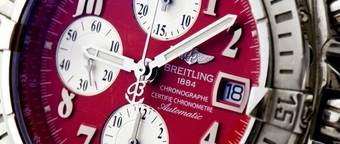 How to Spot a Fake Breitling Wall Clock