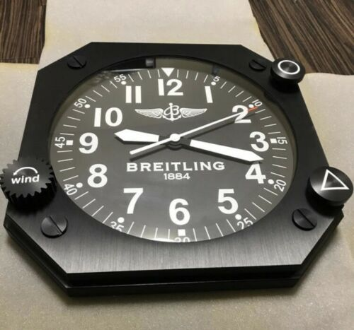 Genuine Breitling Wall Clock