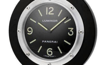 What Makes a Panerai Wall Clock Worth Buying?