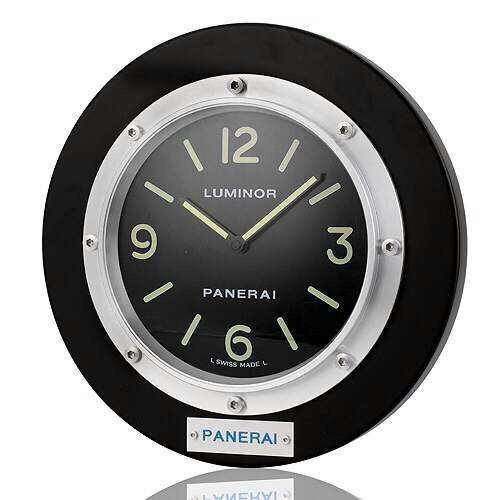 Panerai wall clock