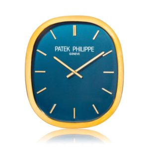 Patek Philippe Golden Ellipse Wall Clock