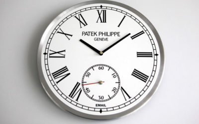 Patek Philippe Wall Clocks
