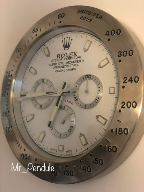 Rolex Daytona Wall Clock