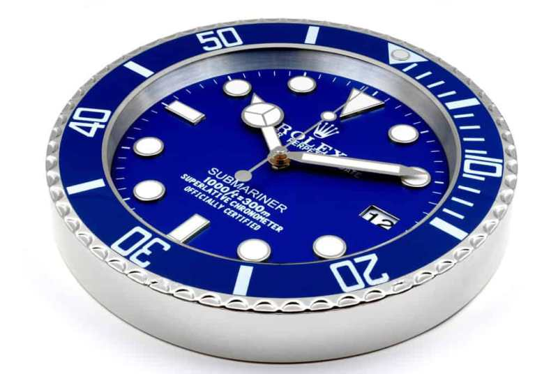 Why Is A Rolex Wall Clock So Expensive?