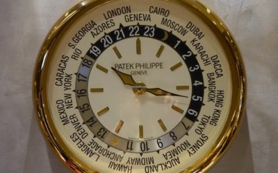 How to Identify a Fake Patek-Philippe wall clock?